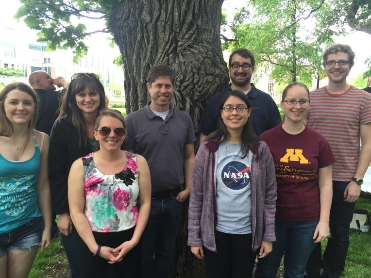 group photo May 2016